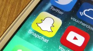 snapchat-logo-on-phone