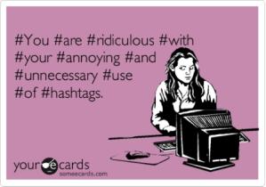 Hashtage Meme