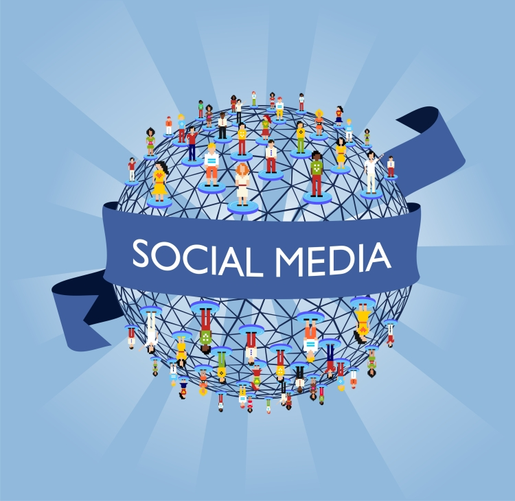 World social media network